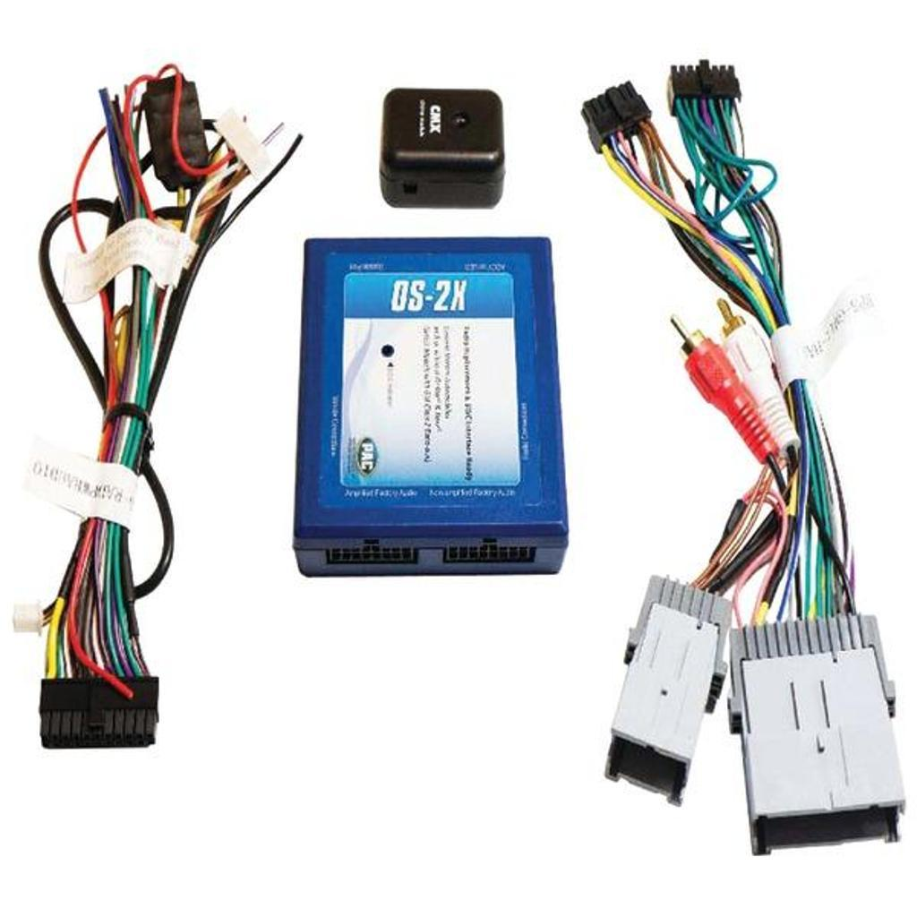 Pac(R) Os-2X Onstar(R) Interface For Select Gm(