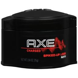AXE M-HC-1010 Charges Spiked Up Look Putty by AXE for Men - 2.64 oz Putty