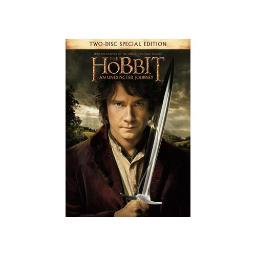 HOBBIT-AN UNEXPECTED JOURNEY (DVD/2 DISC/SPECIAL EDITION/WS)