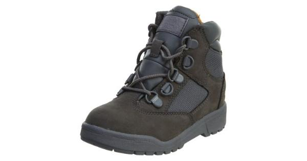 Timberland 6In L//F Field Boot Toddlers Style 6.5 TB0A13J2-Grey Size
