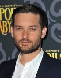 Tobey Maguire At Arrivals For The Spoils Of Babylon Premiere, Directors Guild Of America Theatre, Los Angeles, Ca January 7, 2014. Photo By: Dee Cercone/Everett Collection Photo Print EVC1407J03DX076H