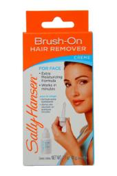 Sally Hansen Pain Free Brush On Hair Remover Creme For Face Pack W-SC-2019