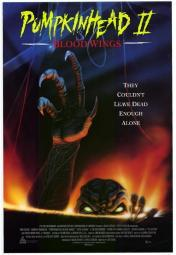 Pumpkinhead 2: Blood Wings Movie Poster Print (27 x 40) MOVGH7627