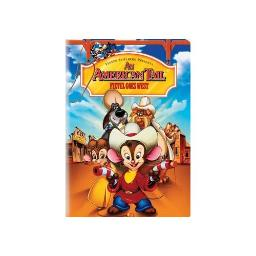 AMERICAN TAIL 2-FIEVEL GOES WEST (DVD)ENG/SPAN&FREN 25192351723