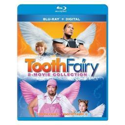 Tooth fairy 1 & 2 (blu-ray/digital hd/2 movie collection) BR2351041