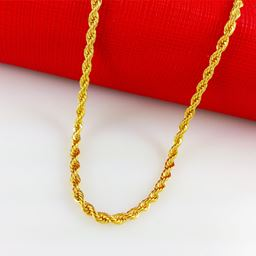 Gold Filled Rope chain 2mm