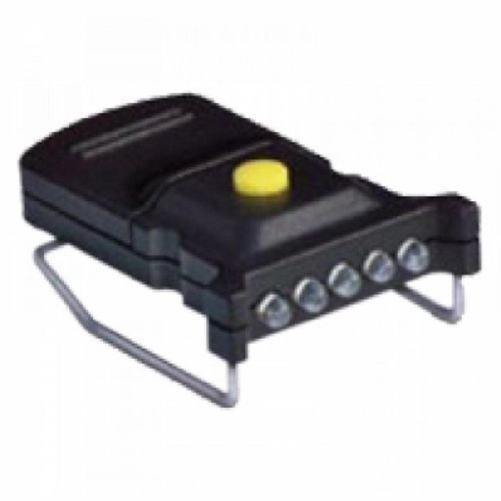 Cyclops CYC-MHC-W Micro Mini LED Hat Clip Light - 2 Pack
