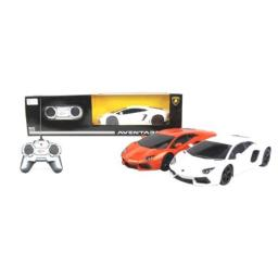 Azimporter 1:24 Aventador Lp700 Wireless Radio Remote Control Electric Toy Car Vehicle Grey