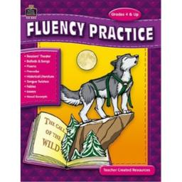 Teacher Created Resources 8042 Fluency Practice Grades 4 and Up