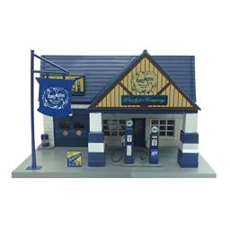 Beyond The Infinity 0652A/FORD Ford 1940 Service Gas Station Diorama 1/32 by Beyond Infinity