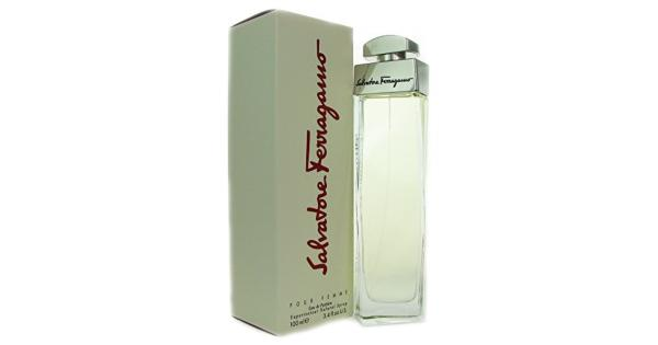 Salvatore Ferragamo by Salvatore Ferragamo Eau de Parfum Women 3.4 FL oz 100 ML Salvatore Ferragamo by Salvatore Ferragamo Eau de Parfum Women 3.4 FL oz 100 ML