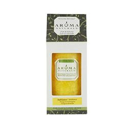 Ambiance Aromatherapy One 2.75 X 5 Inch Scented Pillar Candle