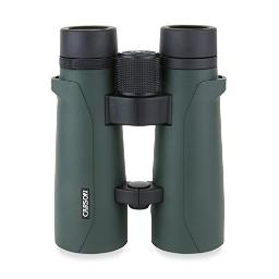 Carson RD Series 10x50mm Open-Bridge Waterproof High Definition Full Sized Binoculars