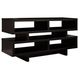 "Monarch Specialties I 2460, TV Console, Cappuccino, 48""L"