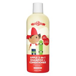 Circle of Friends Carson's Apple 2-in-1 Shampoo + Conditioner 10 oz