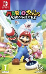 Mario Rabbids Kingdom Battle - Nintendo Switch Standard Edition Region Free