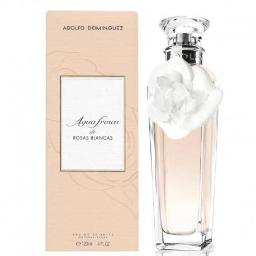 Agua Fresca De Rosas Blancas By Adolfo Dominguez 4.2 Oz Edt For Woman - AGUFDRB40SW