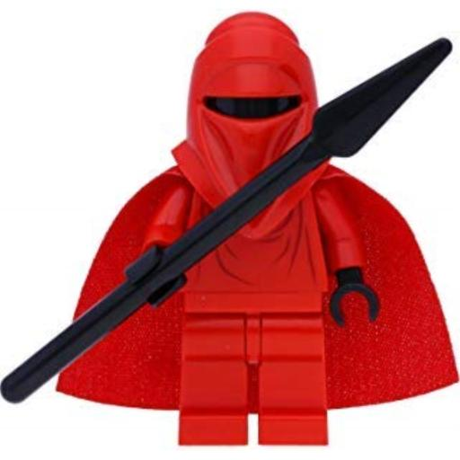 Lego Star Wars Minifigures - Royal Guard with Spear Lego Star Wars Minifigures - Royal Guard with Spear