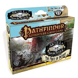 Pathfinder Adventure Card Game: Skull & Shackles - The Price Of Infamy