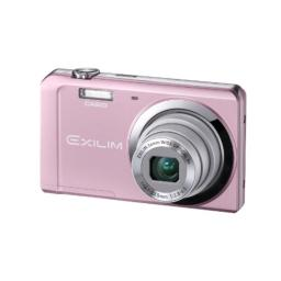 Casio Exilim EX-ZS5 Pink 14 MP Stylish and Slim Digital Camera with 5x Wide-Angle Zoom