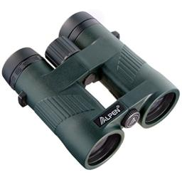 Alpen Optics WINGS 10x42 Waterproof Fogproof Roof Prism Binocular