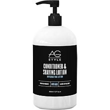 Ag Hair Cosmetics Style Conditioner And Shaving Lotion 12oz