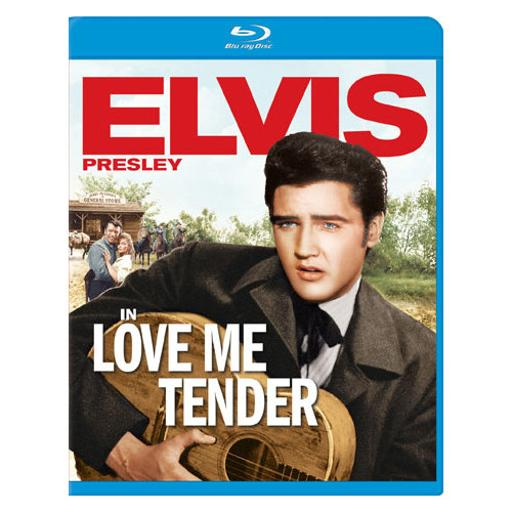 Love me tender (blu-ray/ws-2.35/eng sdh-sp-fr sub) 1283121