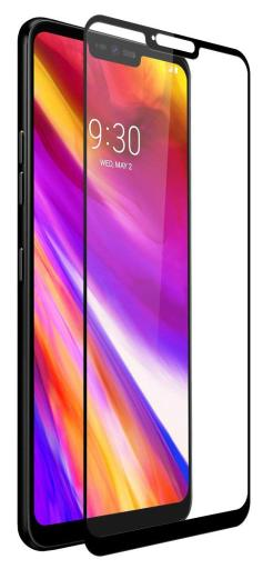FULL SIZE 9H HARD TEMPERED GLASS SCREEN PROTECTOR GUARD FOR LG G7 ThinQ G7+ Z2U0FX2J1UVMSSEV