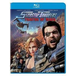 Starship troopers-traitors of mars (blu ray) BR50742