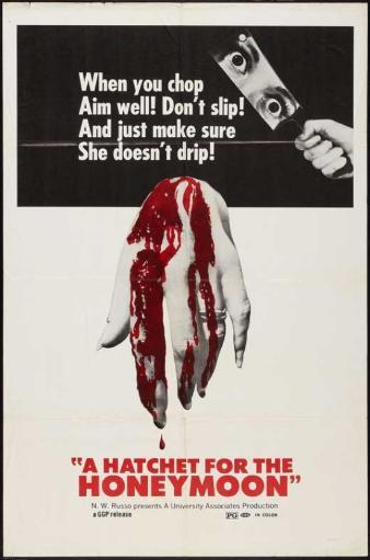 Hatchet for the Honeymoon Movie Poster Print (27 x 40) 9IB4M0S1MSUKGHII