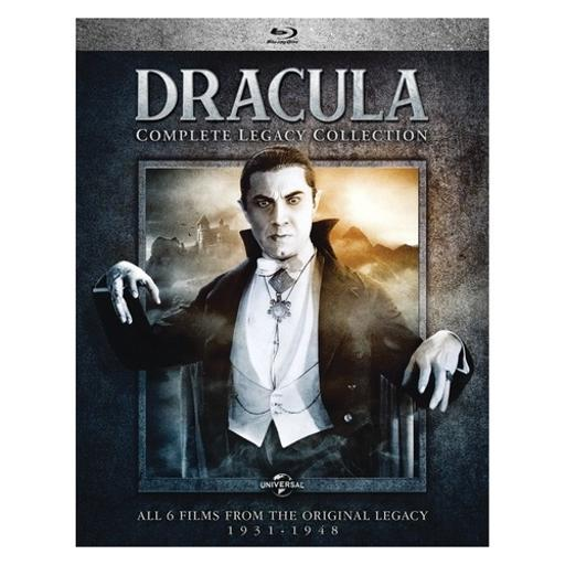 Dracula-complete legacy collection (blu ray) (4disc) E5DILIFUIJEZ53VQ