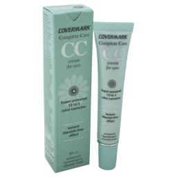 Covermark Complete Care Cc Cream For Eyes Waterproof Spf 15 - Soft Brown By Covermark For Women - 0.51 Oz Cream  0.51 Oz