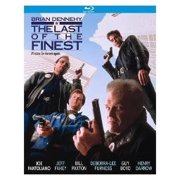 Last of the finest (1990) (blu ray) BRK21485