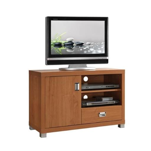 Techni Mobili RTA-8830-MPL TV Stand Up to 38 in. with Storage, Maple