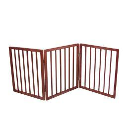 Jobar  pet parade folding pet gate