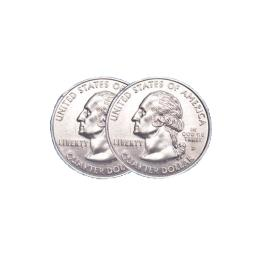 Two Headed Quarter Magic Trick Bets Always Win Heads Empire 2 25 Cents