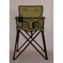 Jamberly HB2003 Ciao! Baby Portable Highchair - Sage