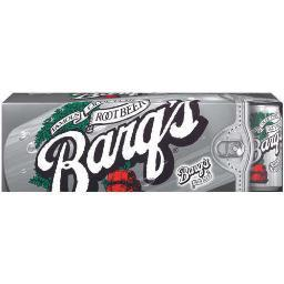 Barq's Root Beer Soda 12 Pack of Cans