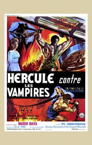 Hercules in the Haunted World Movie Poster (11 x 17) 2FQTRHTP1QIMKVET