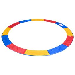 Yescom 12 Ft Universal Replacement Round Trampoline Safety Pad PVC EPE Foam Protection