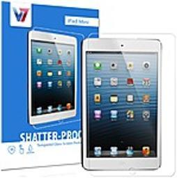 V7 Shatter-proof Tempered Glass Screen Protector - iPad mini PS500-IPDMNTPG-3N