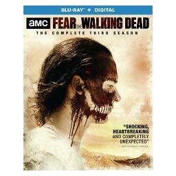 Fear the walking dead-season 3 (blu ray w/dig hd/ws/eng/eng sub/sp sub/5.1d BR53992