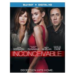 Inconceivable (blu ray) BR52346