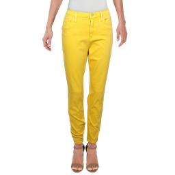 Celebrity Pink Womens Juniors High Rise Ankle Jeans