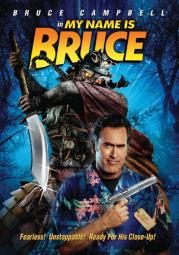 My name is bruce (dvd)-nla D3715D