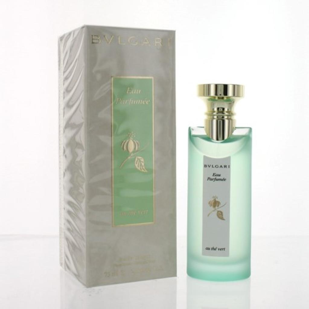 Bvlgari Eau Parfumee By Bvlgari For Women. Cologne Au The Vert Spray 2.5 Oz