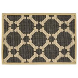 13 x 19 in. Natural Jute Placemats, Brown