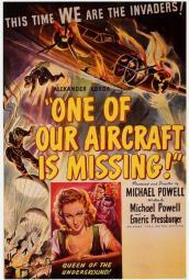 One of Our Aircraft Is Missing Movie Poster Print (27 x 40) MOVAF0332
