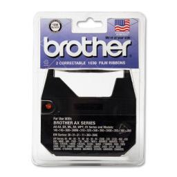 Brother int l (supplies) 1230 2pk 1030 black correctable