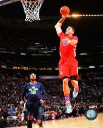 Blake Griffin 2014 NBA All-Star Game Action Photo Print PFSAAQQ21601